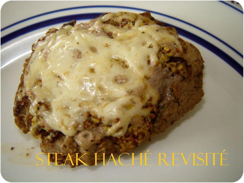Epingle Sur Steaks Haches