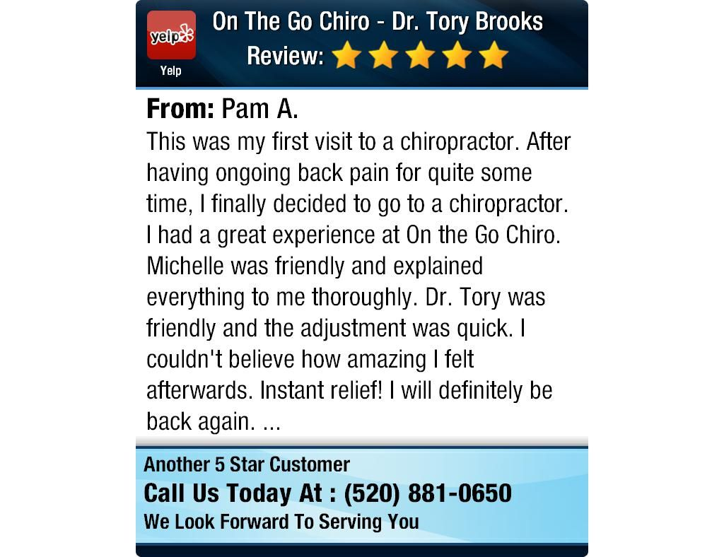 Pin On On The Go Chiro 1