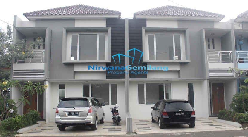 Trevista Ciputat Residence Cluster Ready Stock Dengan Type Rumah