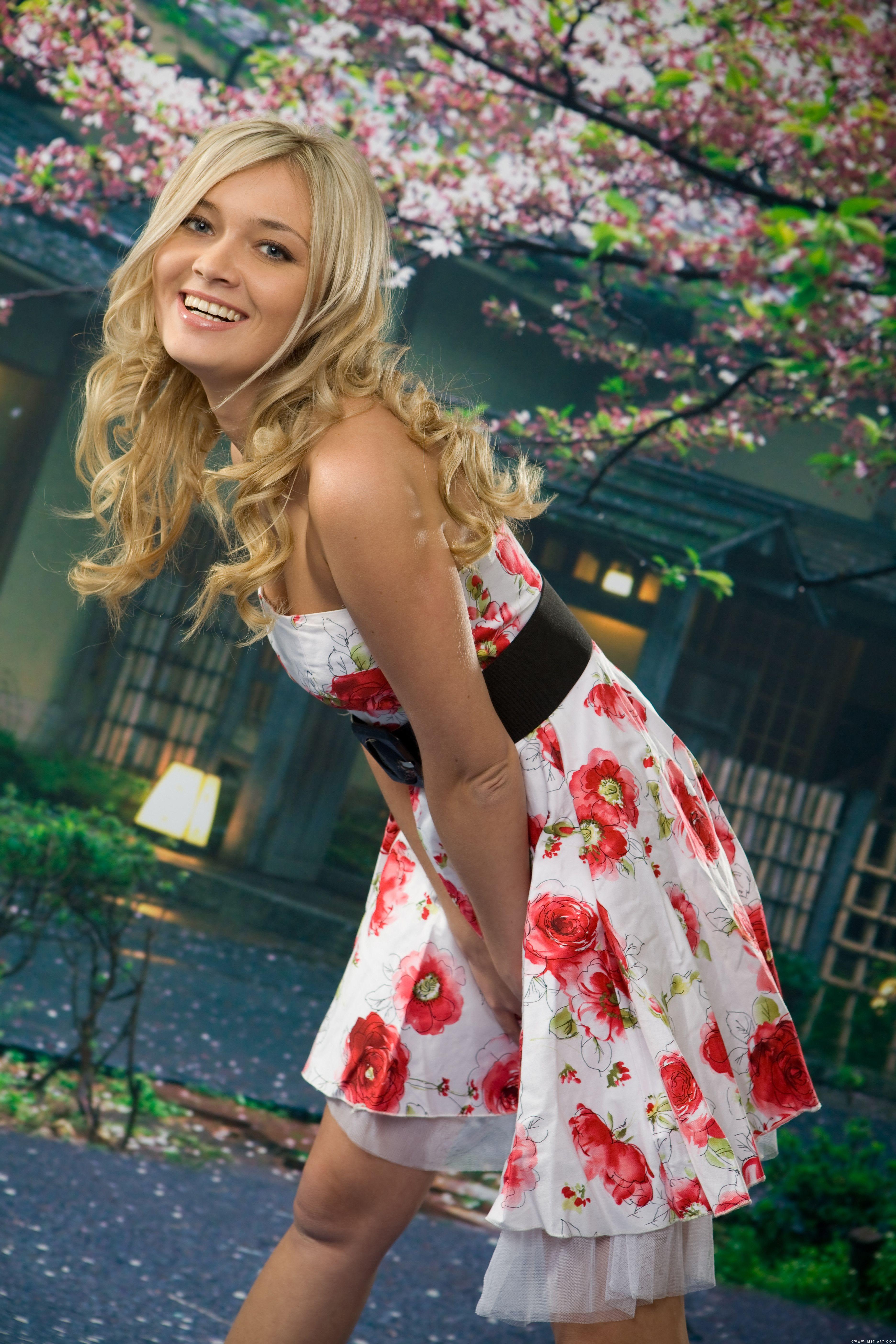 Fun Floral Summer Dress The Look I Want Pinterest