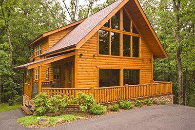 Cozy Bear Ridge Gatlinburg Cabin Rental At Cobbly Nob :: SpotLight .