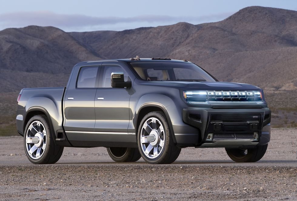 2022 Gmc Hummer Ev What We Know So Far Hummer Suv Brands Electric Truck