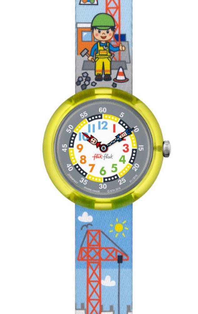 ecc21bcdce34 Reloj Flik   Flak Lift It Up FBNP057 Reloj Para Niños