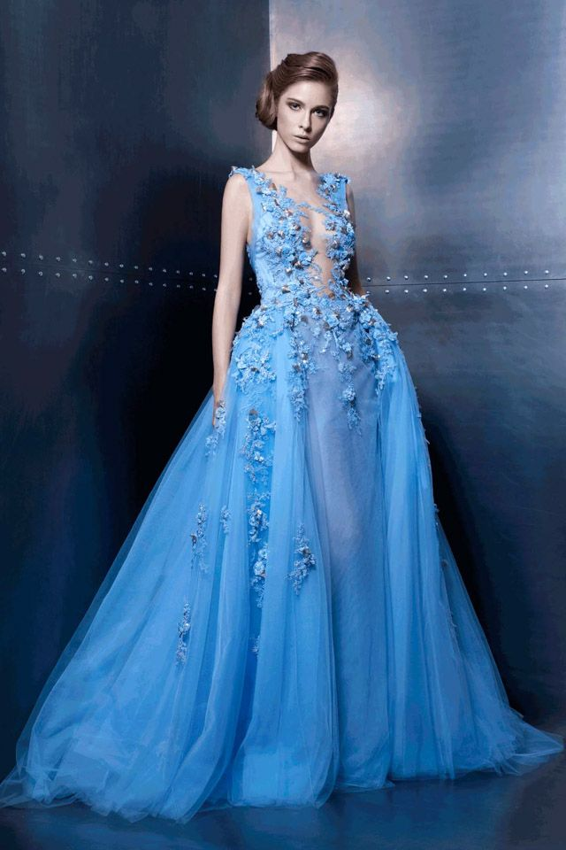 Fashion Friday: Ziad Nakad Elegance Vibes | Gorgeous Gowns ...