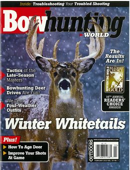 FREE Subscription to Bowhunting World Magazine - http://www.whateverfree.com/portal/free-subscription-to-bowhunting-world-magazine/