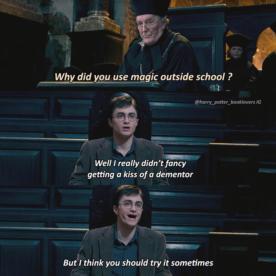 Harry Potter On Instagram Can T Wait To See Their First Kiss Harry Potter Memes Harry Potter Love Harry Potter Universal