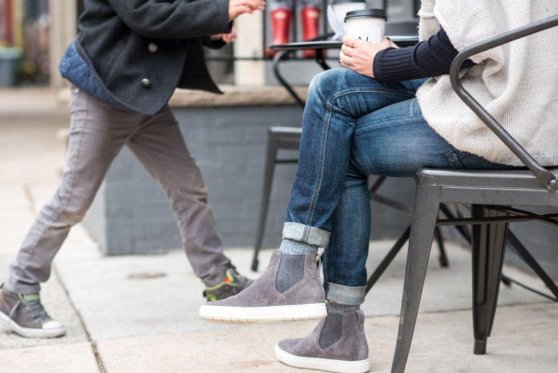Vince sneakers, Sneaker boots