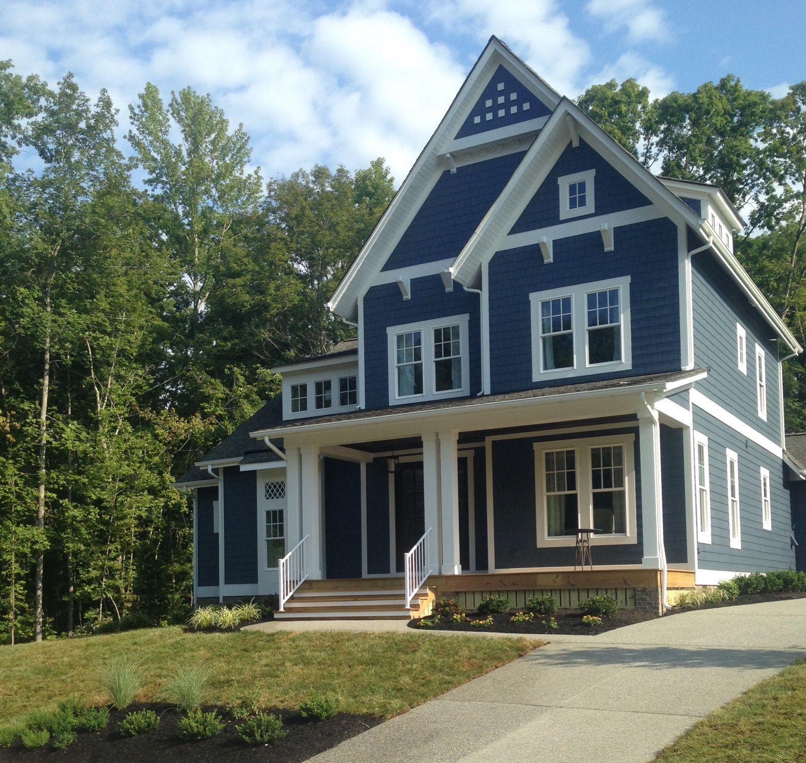 Benjamin Moore Evening Dove House Paint Exterior Design Colors