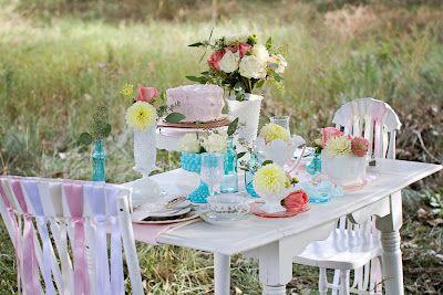 Gorgeous Garden Tea Party