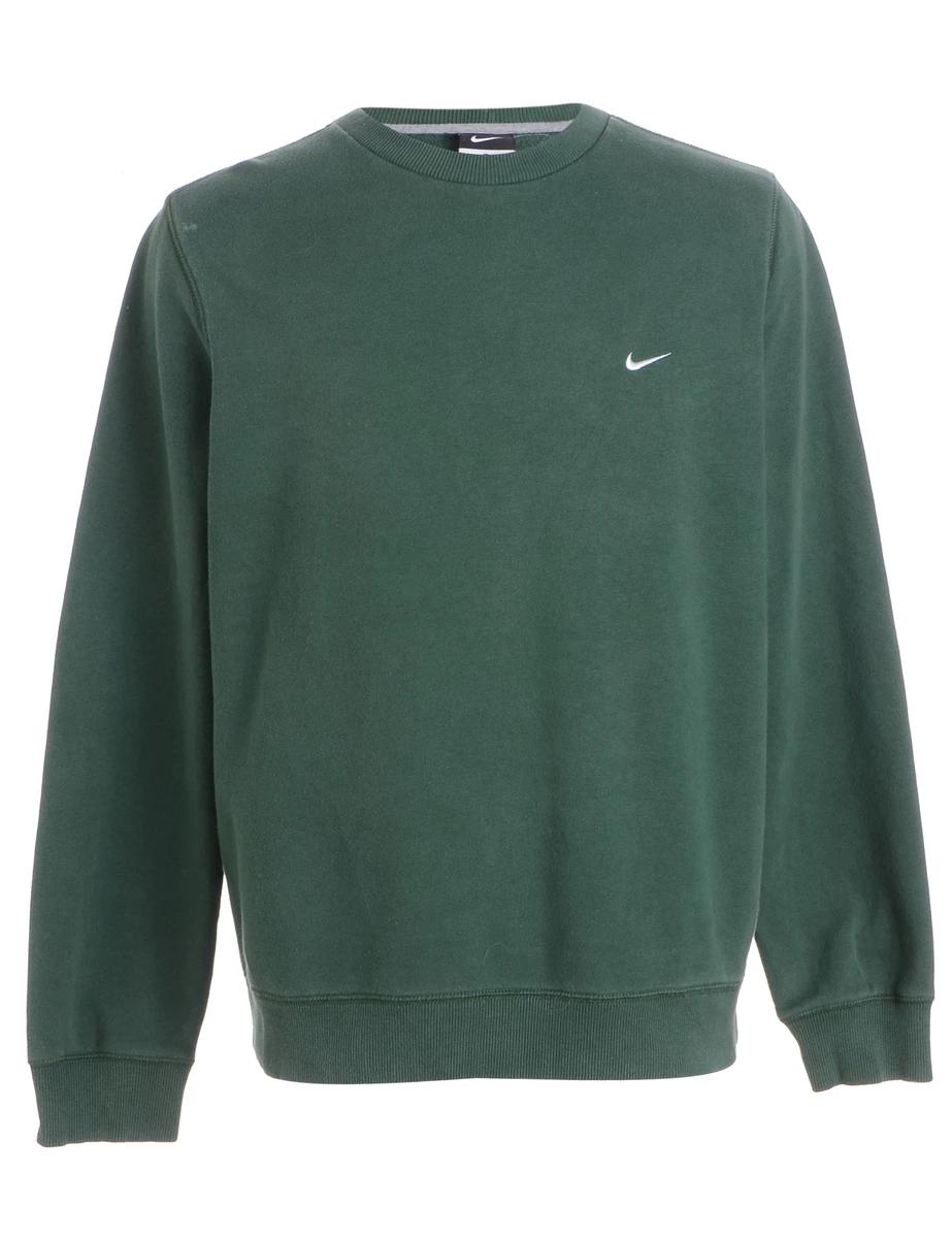 Nike Plain Sweatshirt Vintage Nike Sweatshirt Plain Sweatshirt Sweatshirts