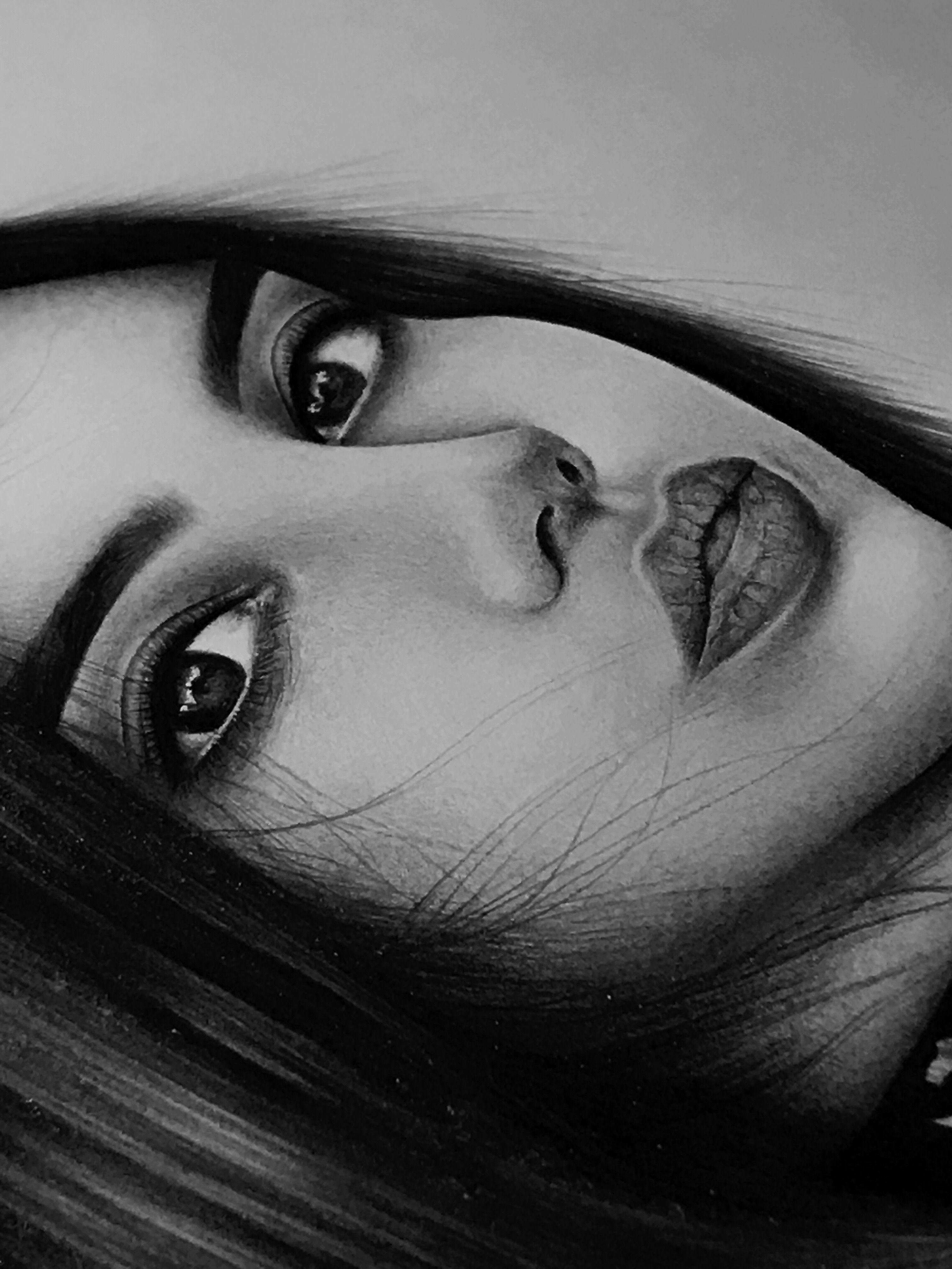 رسم بالرصاص Portrait Pencil Artist Snaps