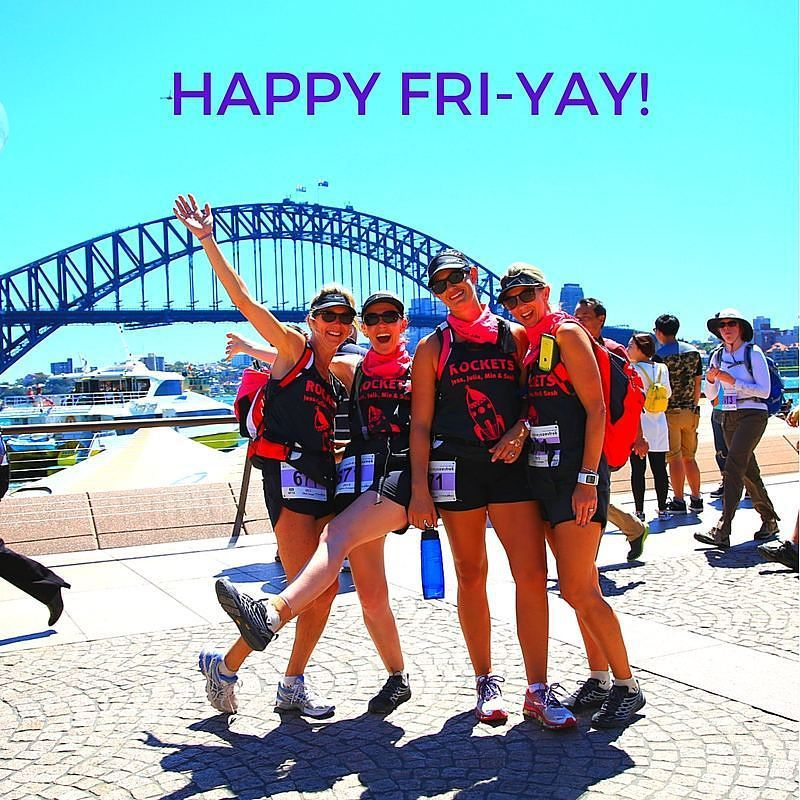 Happy Fri-yay!!! Can't wait to get out and explore Sydney North Head this weekend with the fabulous @wildwomenontop. Spots still open for Sunday 1/2 day walk if u wanna come exploring with us! #sydneyharbour #sydneyharbourbridge #sydneycoastrek #happyfriday by coastrek http://ift.tt/1NRMbNv