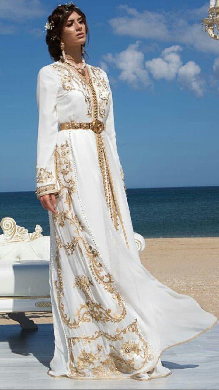 Caftan  Morrocan fashion, Moroccan dress, Moroccan fashion