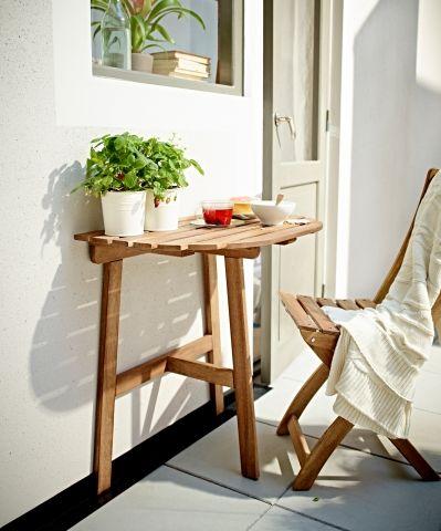 Den Mini Balkon Einrichten Kleine Balkonmobel Balkontisch Und