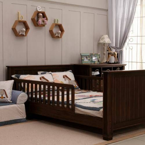 huge discount f8d2d 51d19 Pin by Courtney Behrer on Sam | Full size toddler bed ...