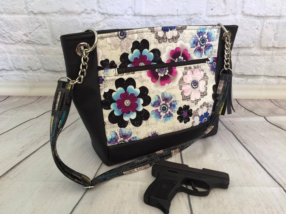 Concealed Carry Purse Pattern Cc Annie O Ccw Pdf Bonus Holster Tut By