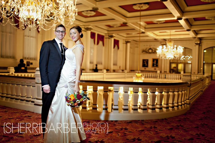 Music Hall Weddings In Cincinnati Ohio