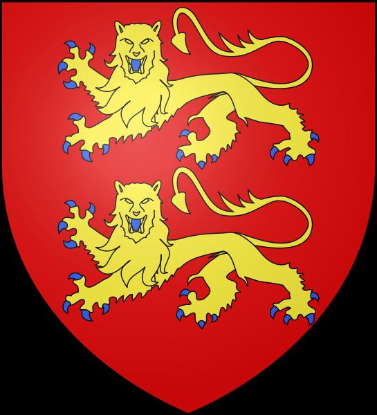 Pourquoi Chambre Haute Et Basse: Basse-Normandie Et Haute-Normandie De Gueules Aux Deux