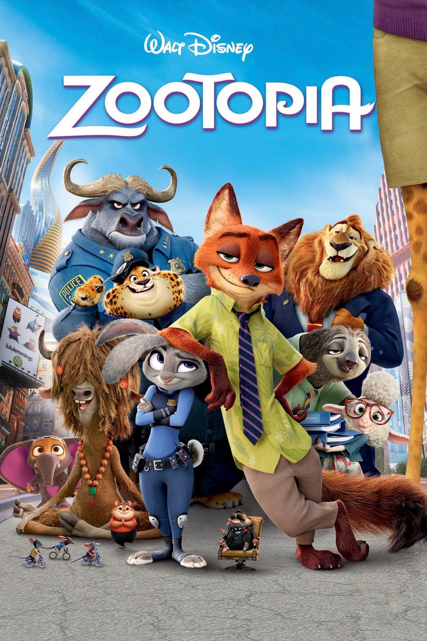 You Re Ready To Live In The Academy Award Winning Film Zootopia Whether Becoming An Eccentric Member Of The Zootopia C Zootopia Movie Zootopia Disney Zootopia