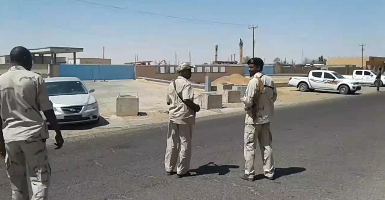 الغرفة الأمنية سبها هذه التحديات التي تواجهنا بعد دخول الجيش المدينة Libya Men Khaki