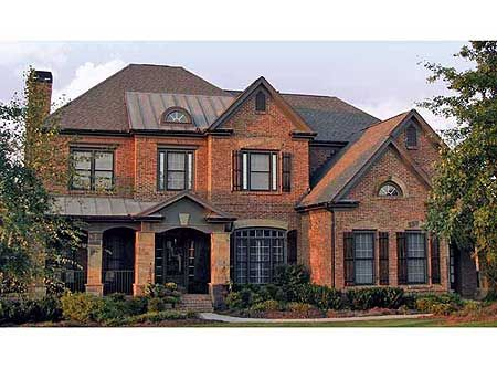 Plan 15789GE Step-Up Media Room Traditional house plans