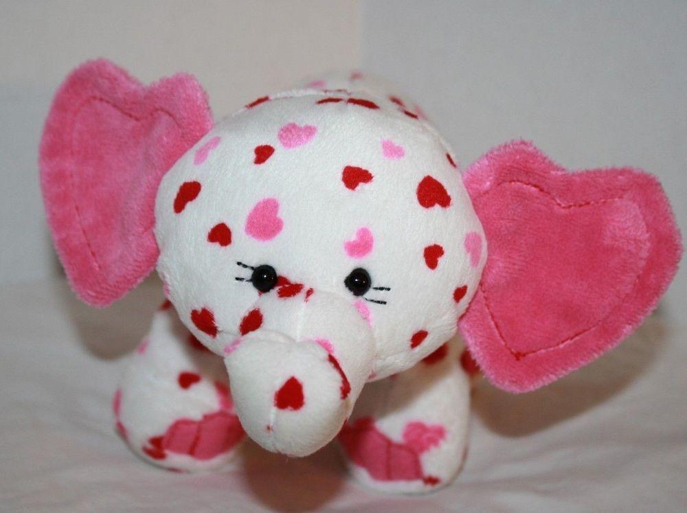 Ganz LilKinz Elephant Plush 6.5
