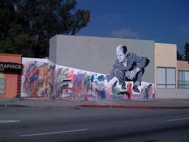 Mr. Brainwash #street art