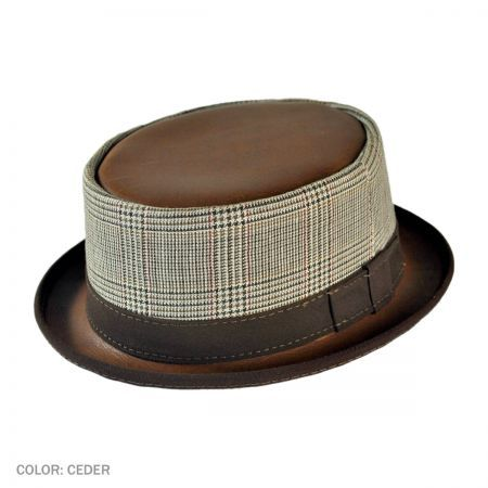 Bourbon Pork Pie Hat available at  Brighton  a400ca4b848