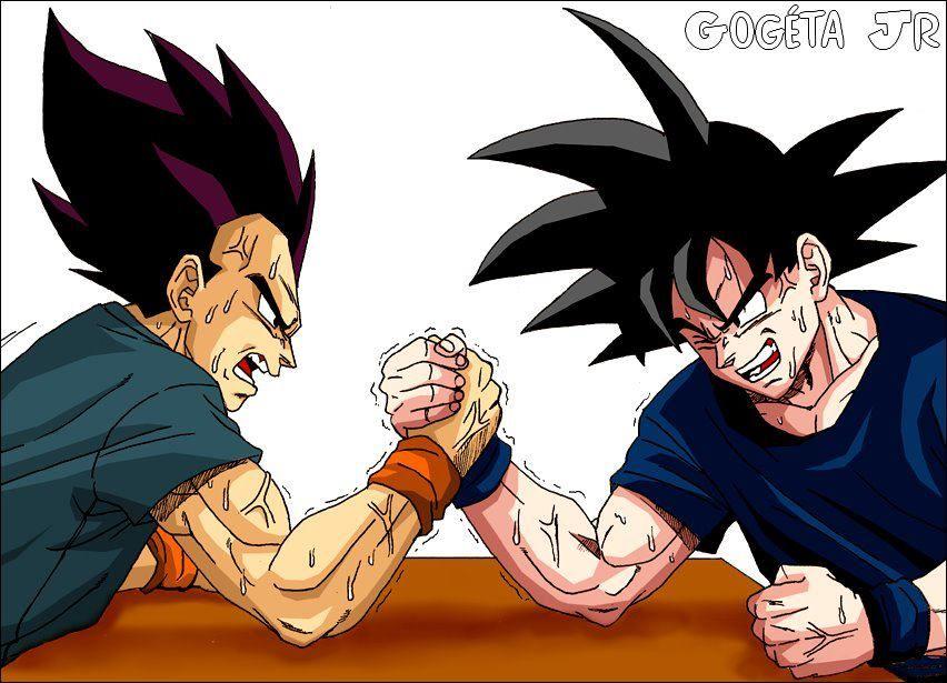 Dificil Saber Quien Es El Vencedor Anime Dragon Ball Super Dragon Ball Super Manga Anime Dragon Ball