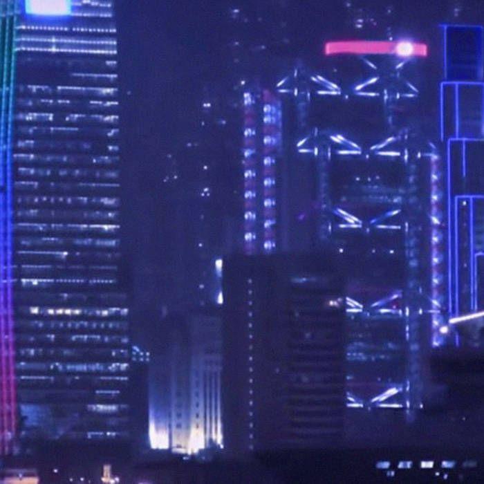 Vaporwave Room: HK | Dream Catalogue
