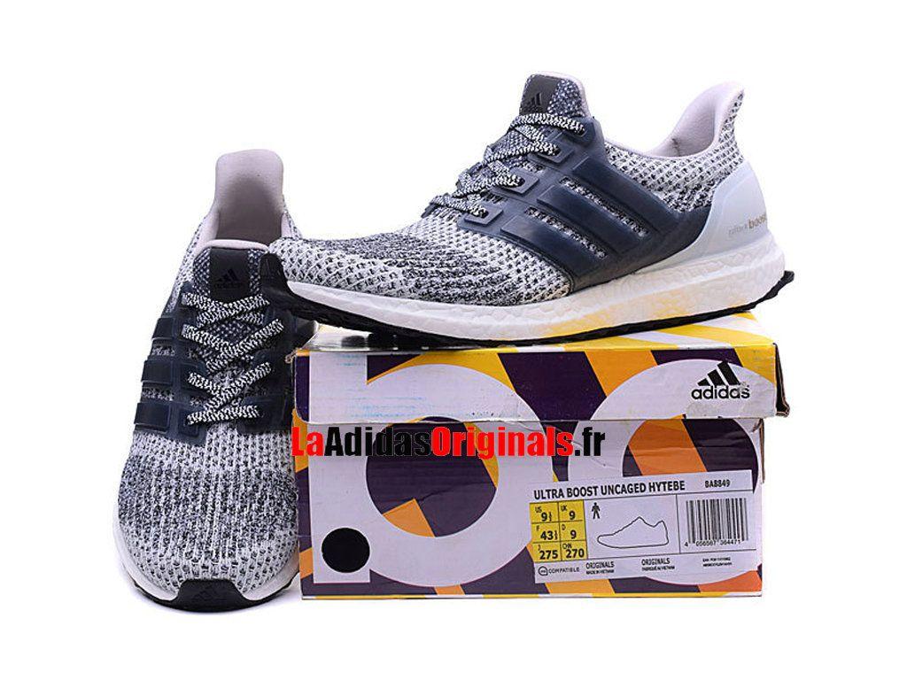 Adidas Ultra Boost 3.0 - Chaussure de Running Pas Cher Pour Homme/Femme Mystère Gris BA8849-Boutique Adidas Originals de Running (FR) - LaAdidasOriginals.fr