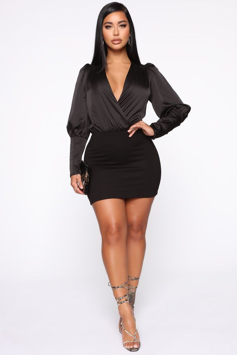 Made It To The Top Mini Dress Black Mini Black Dress Fashion Cheap Black Dress [ 1140 x 760 Pixel ]
