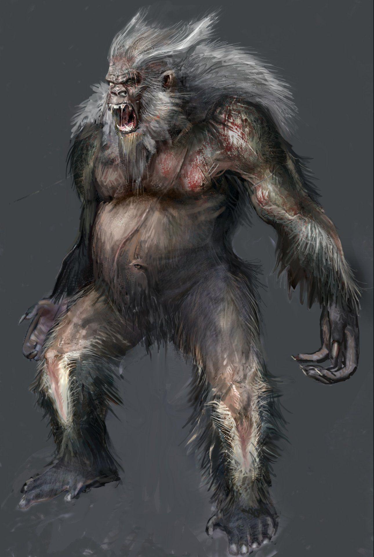 29++ Ape monster information