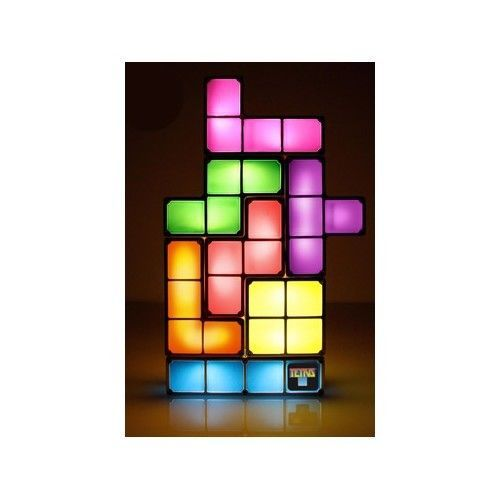 Tetris lampe blocs lumineux ref 272