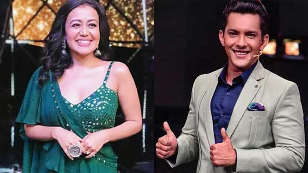 Aditya Narayan And Neha Kakkar Finally Tie The Knot In Indian Idol 11 Finale See Pics In 2020 Indian Idol Neha Kakkar Idol