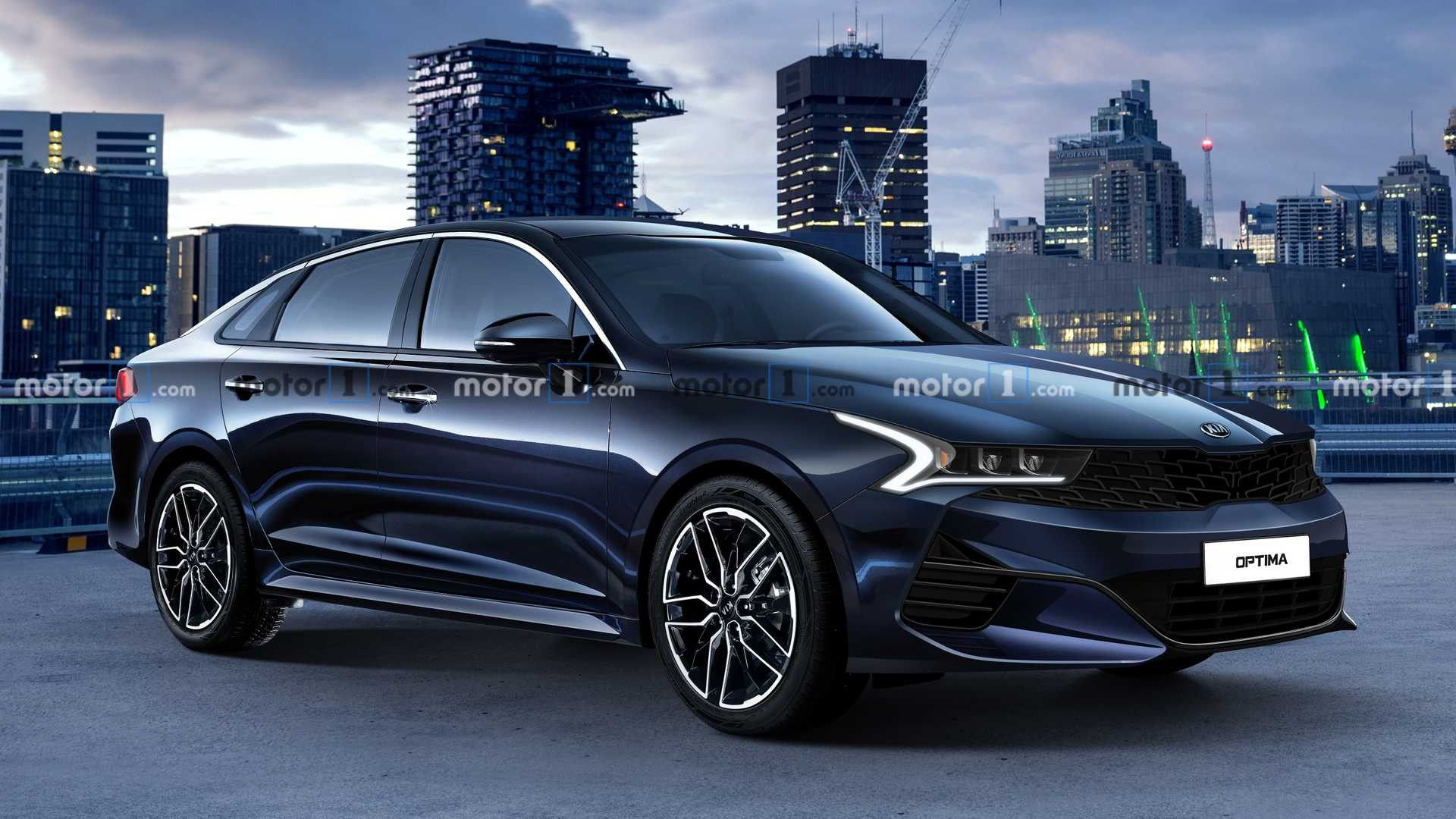Kia Optima Gt 2020 Exterior for Kia Optima Gt 2020