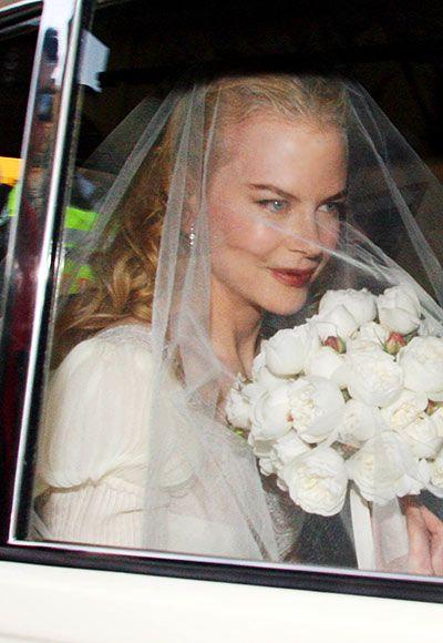 100 Memorable Celebrity Wedding Moments | Nicole kidman, Country ...