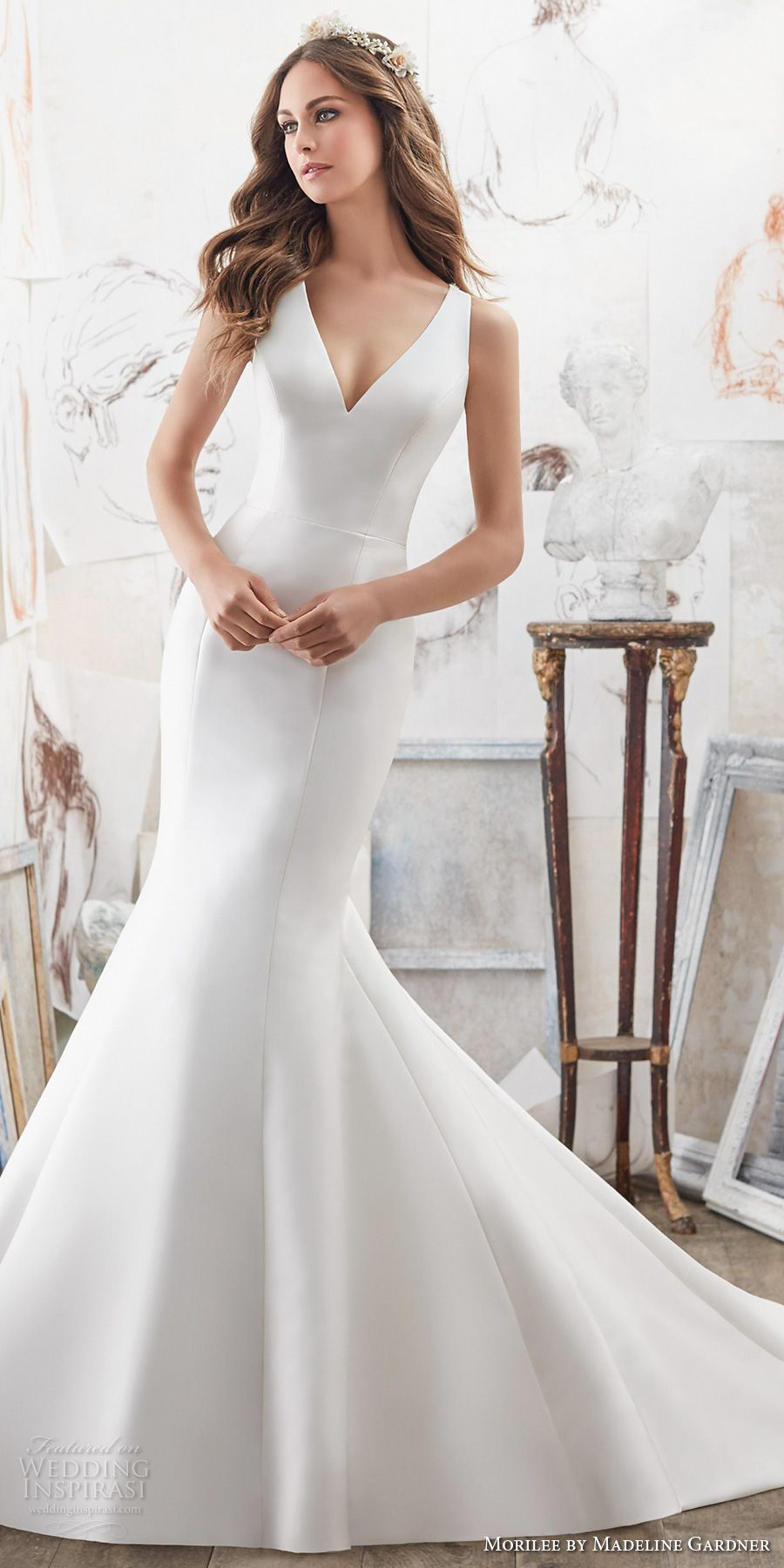 Morilee By Madeline Gardner Spring 2018 Wedding Dresses