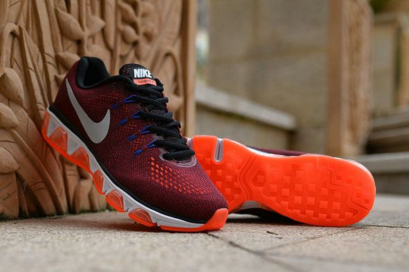 premium selection 57cc6 4e2cd Free Shipping Only 69  Nike Air Max Tailwind 8 Burgundy Hot Lava Black  Total Orange. Spring Summer 2018 Factory Authentic ...