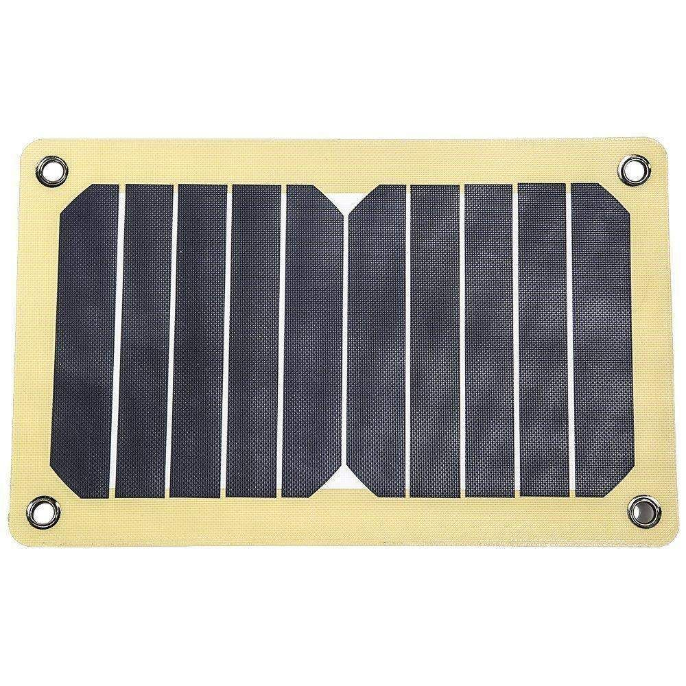 12 Survivors Solarflare 5 Solar Panels Solar Panel Kits Solar