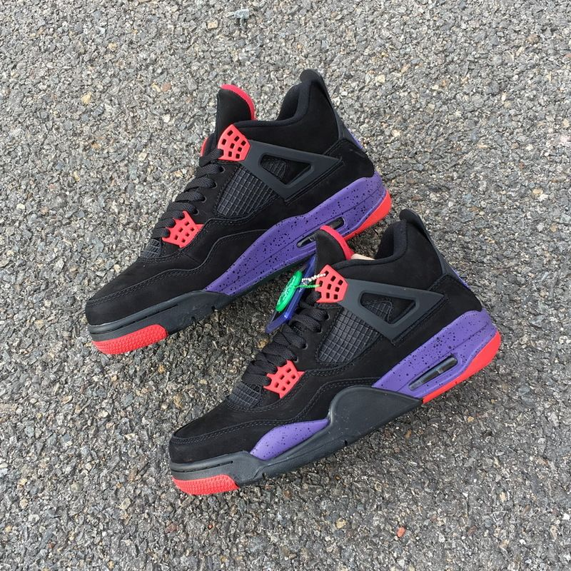 "728e610d750d Closer Look at the Air Jordan 4 NRG ""Raptors"""
