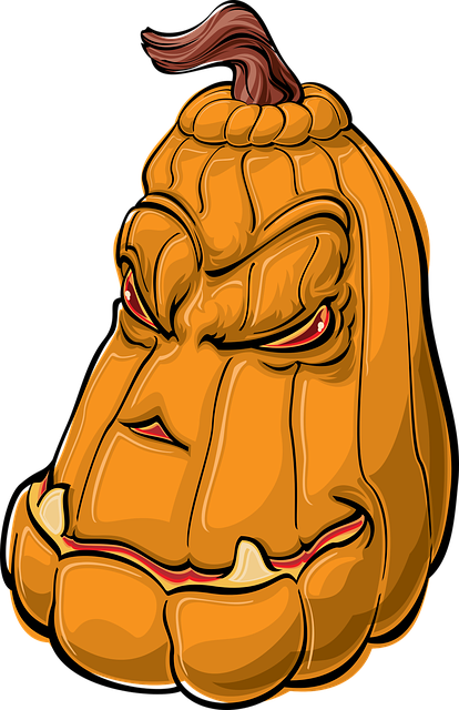 Free Image on Pixabay Pumpkin, Halloween, Cartoon