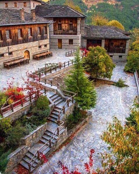 Metsovo, Ioannina, Greece #ioannina-grecce Metsovo, Ioannina, Greece #ioannina-grecce