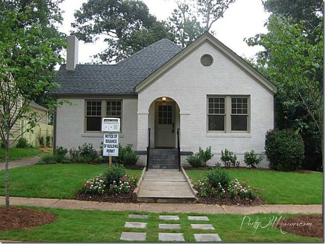 Sherwin Williams Neutral Ground On Brick Outdoors And