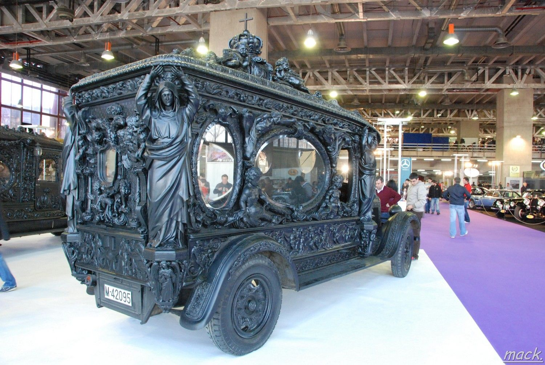 1926-1928 Studebaker Funeral Coach