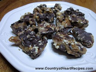 Country at Heart Recipes - Here you'll find a vast collection of Deborah Vogts' favorite family recipes.
