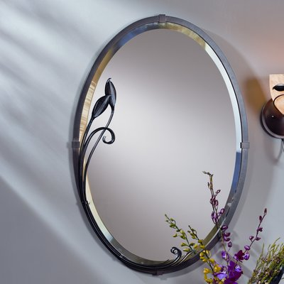 Hubbardton Forge Traditional Beveled Accent Mirror In 2021 Modern Mirror Wall Rustic Wall Mirrors Mirror Gallery Wall