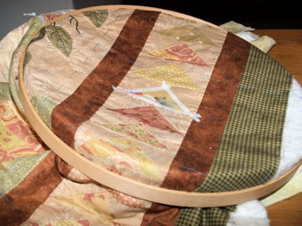 learn how to quilt by hand