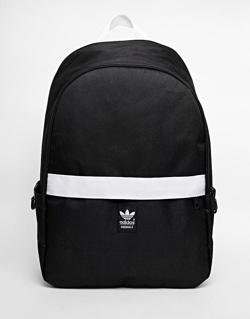 c81a62ae6 Adidas | adidas Originals Backpack with Contrast Zip at ASOS | bags ...