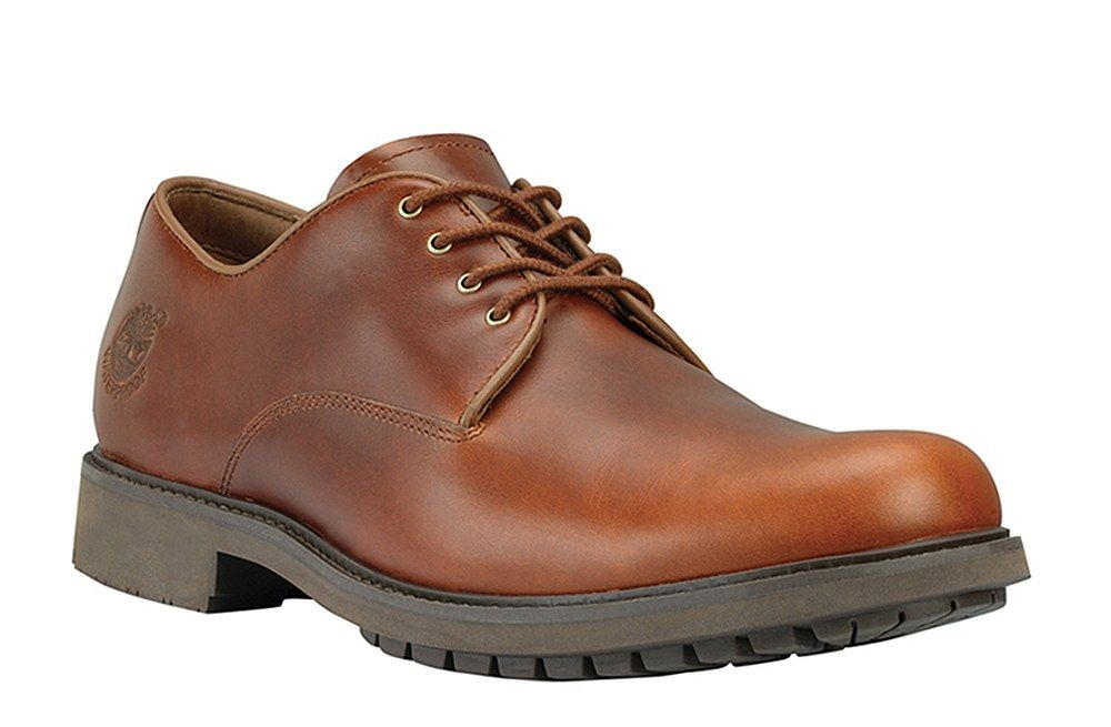 Earthkeepers Stormbuck, Mens Lace-Up Shoes Timberland